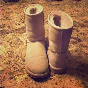 Light Purple Classic Short Ugg Boots